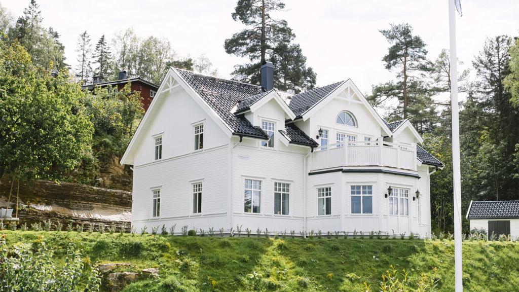 bygga nytt hus billigt
